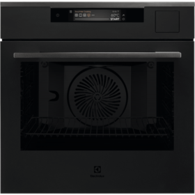 Фурна с пара за вграждане Electrolux KOAAS31WT Connected Cooking Wi-Fi